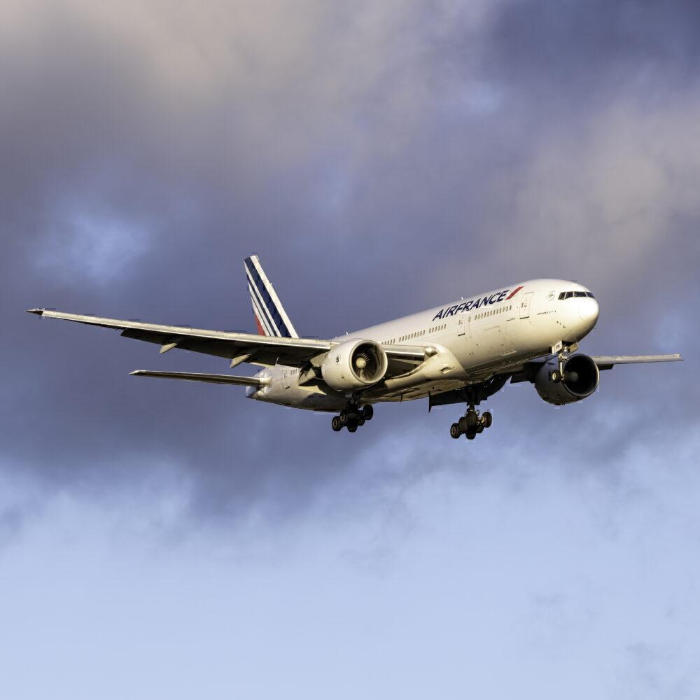 Air France Boeing 777-228(ER) F-GSPM
