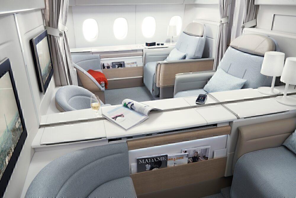 Air France First