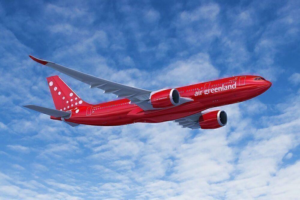 Air Greenland, Airbus A330-800, Order
