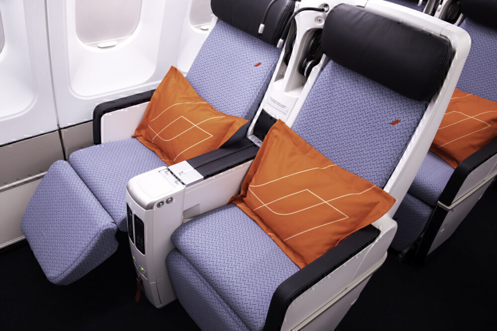 KLM Plans Cabin Refresh With New Premium Economy Product