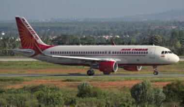 Air India A320-200