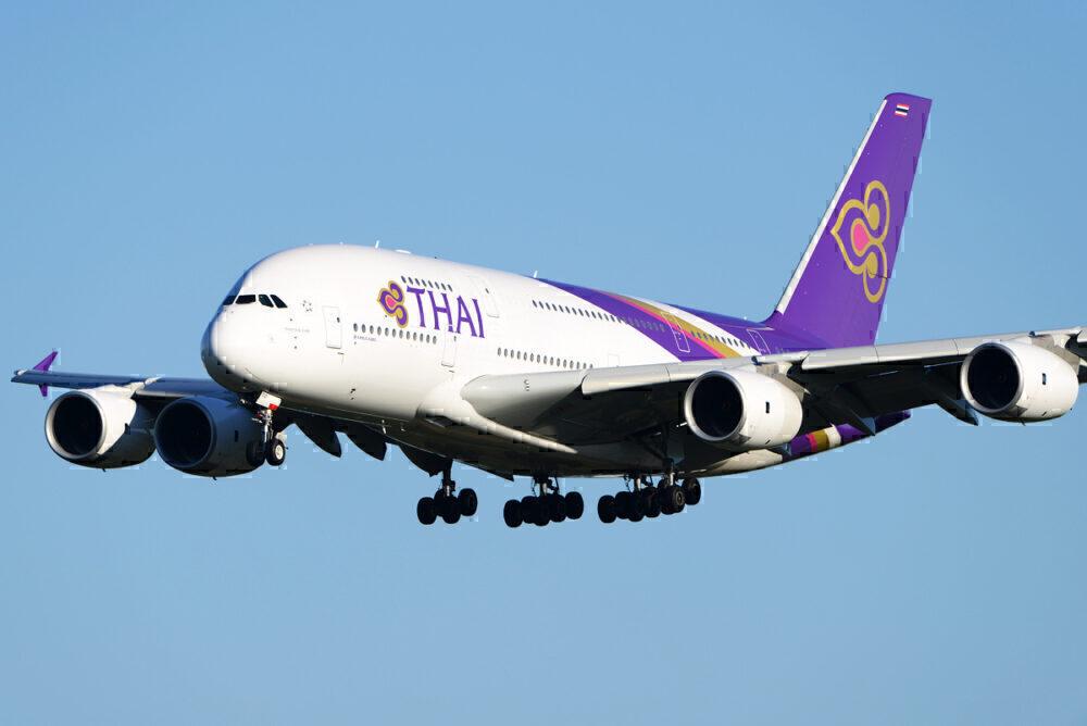 Thai A380 sale