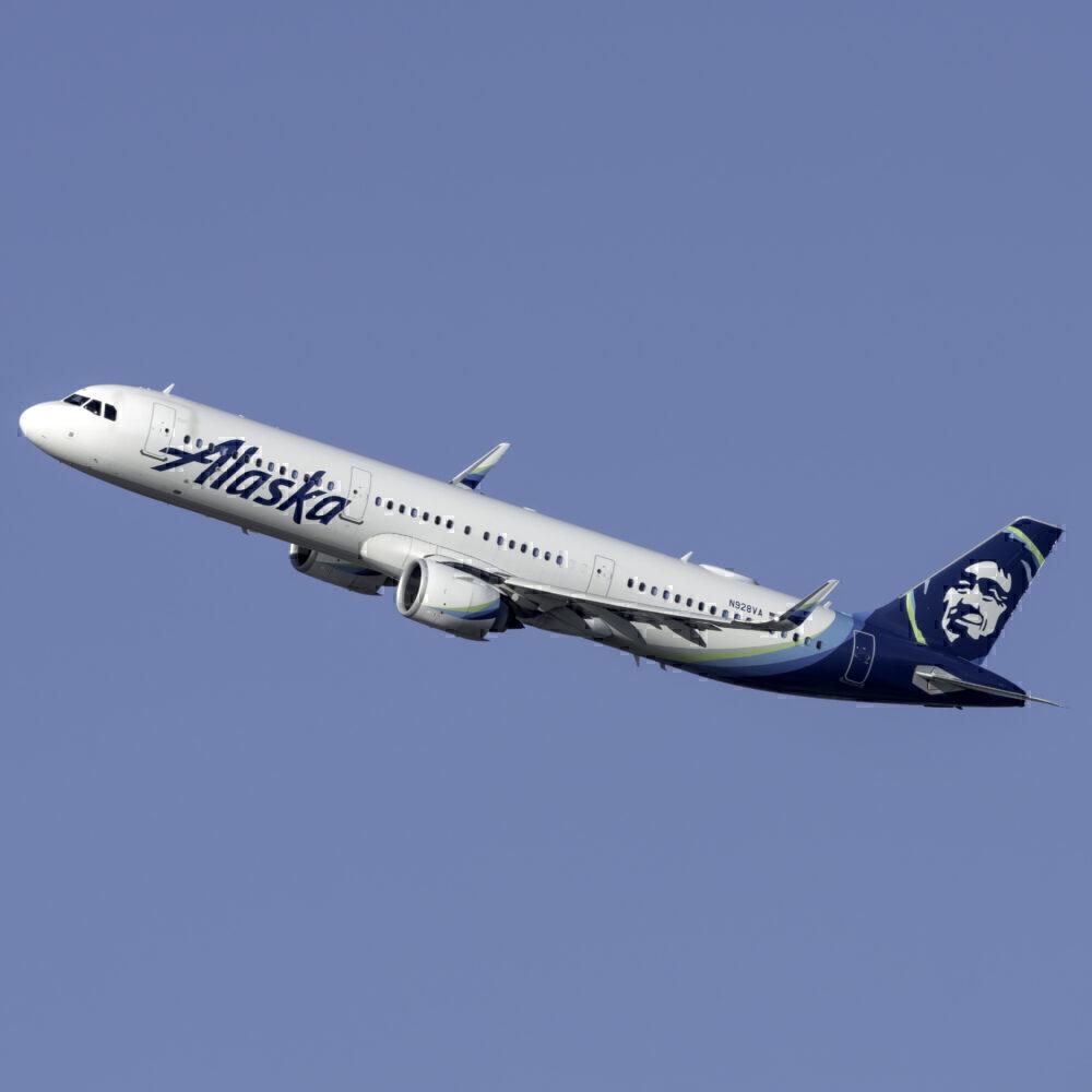 Alaska A321XLR