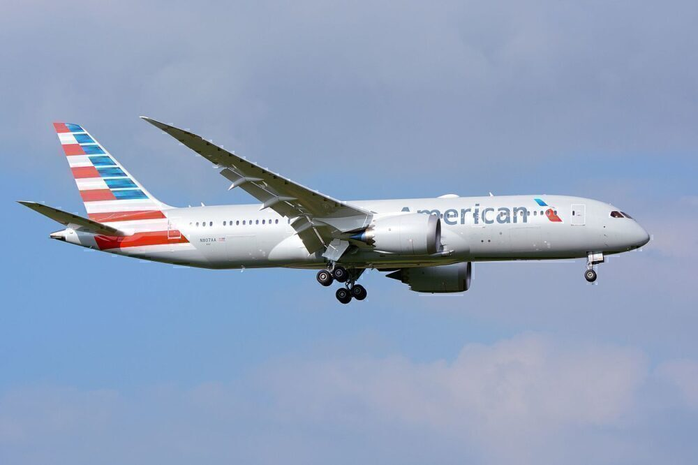 American Airlines 787