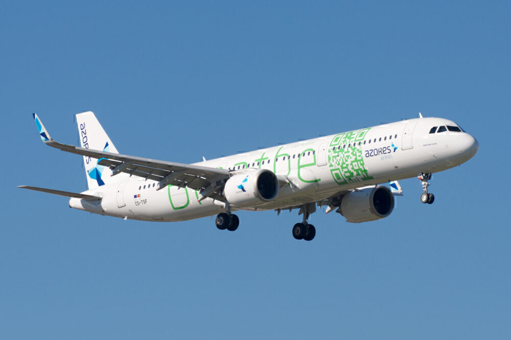 Azores Airlines A321neo