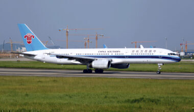 China Southern Airlines - Boeing 757-28S