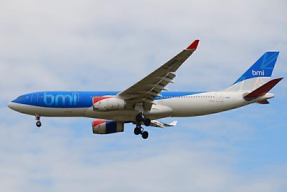 BMI A330-200