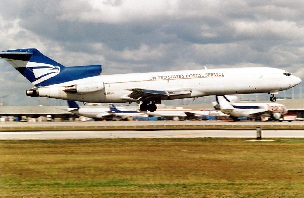 USPS Aircraft