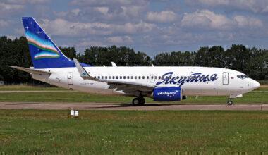 Yakutia 737-700
