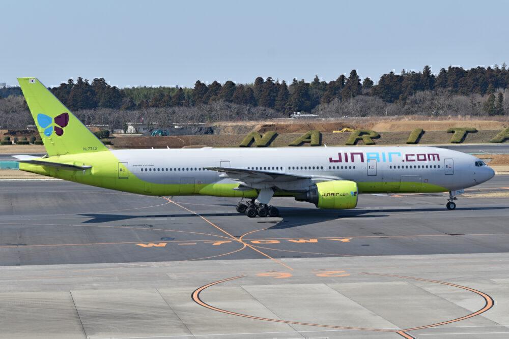 Jin Air 777-200ER