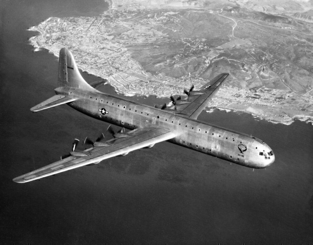 Convair_XC-99