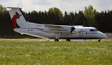 Air Niugini Dash 8-200