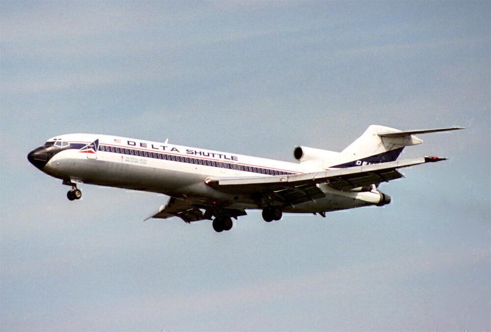 Delta Boeing 727