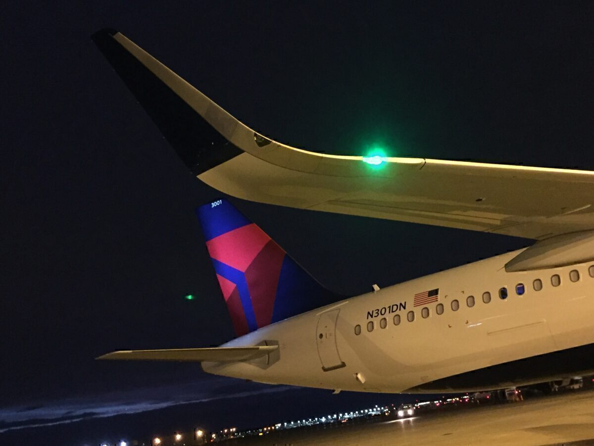 Delta Airlines Airbus A321