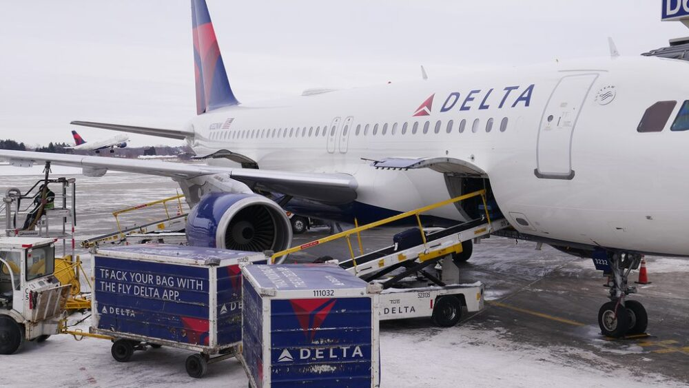 Delta Air Lines Harsh Weather