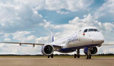 E195-E2 Belavia