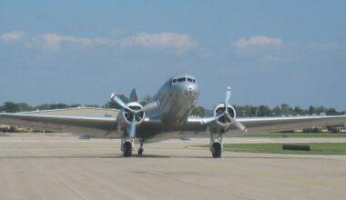 DC-2 Aircraft