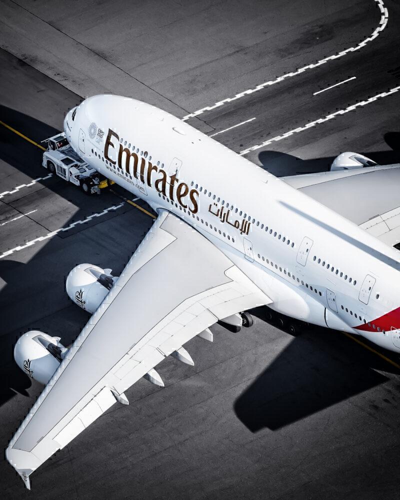 Emirates Airbus A380-861 A6-EDO (1)