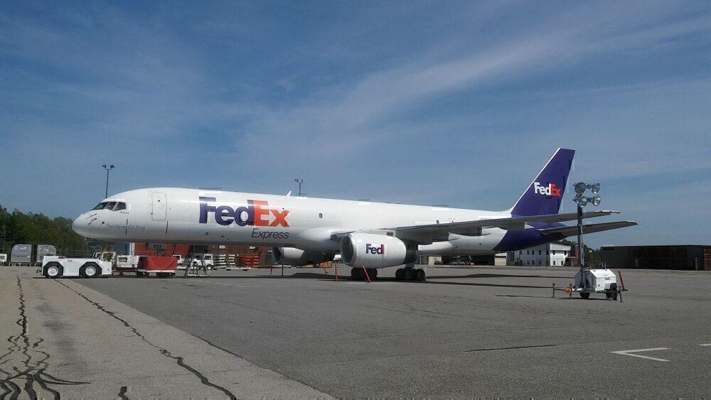 Fedex 757-200