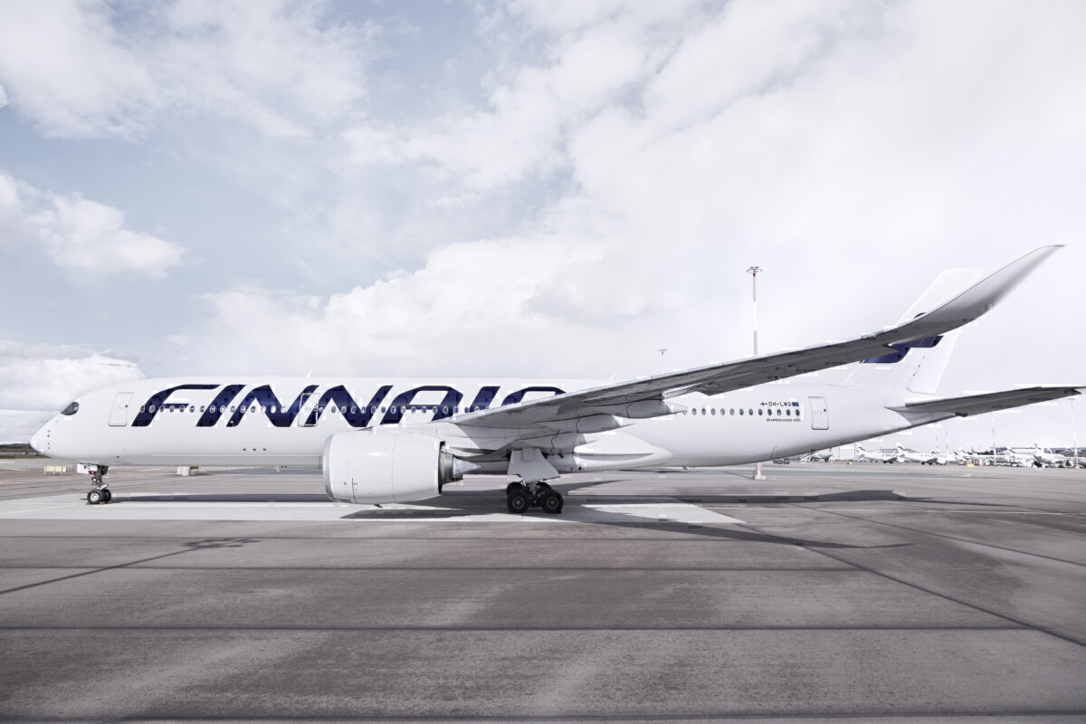 Finnair_A350_Plane_Groud