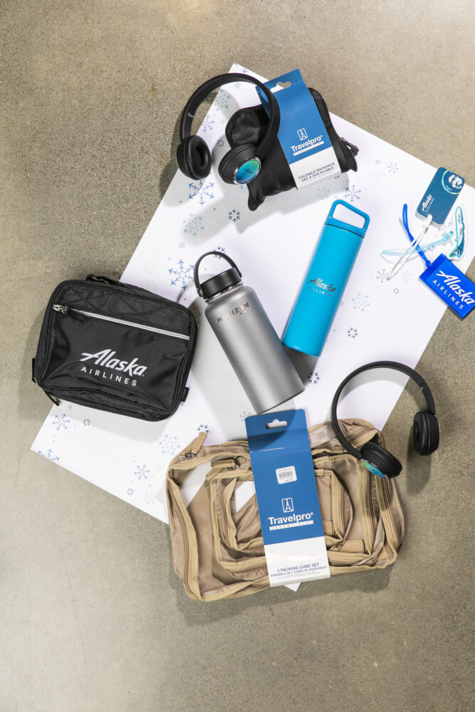 Alaska Airlines Launches Gift Range Ahead Of The Holidays