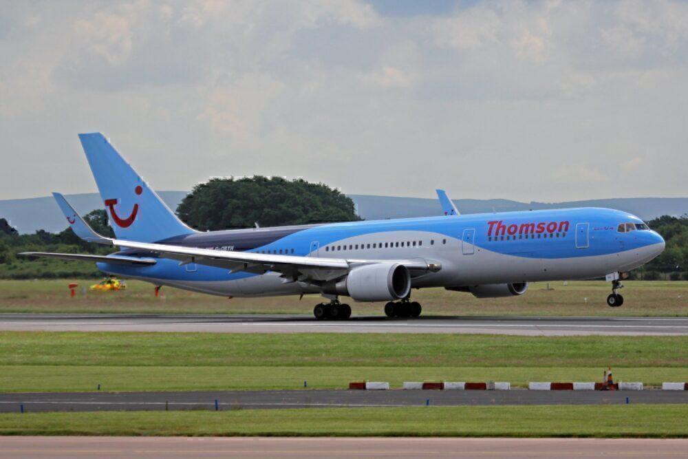 Thomson Airways 767
