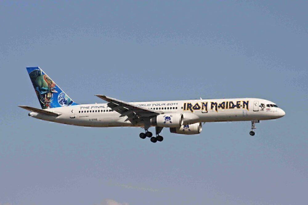 757 Iron Maiden