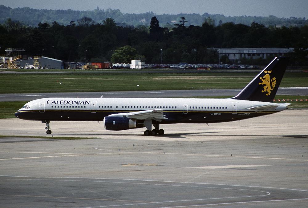 Caledonian 757