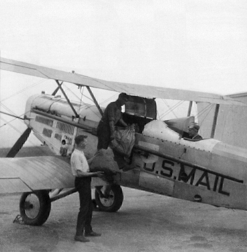 Airmail Getty