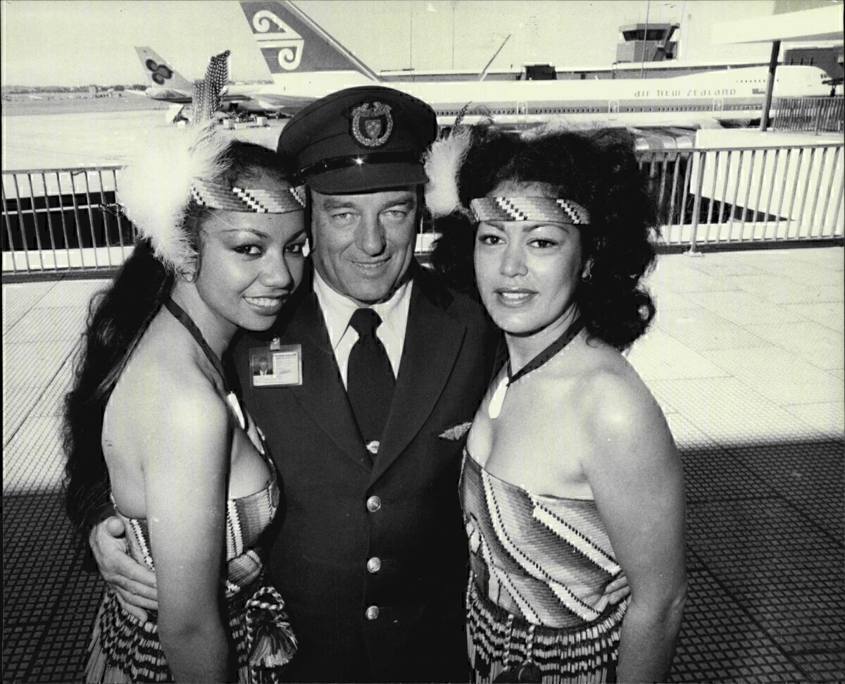 The History Of Air New Zealand's London Route