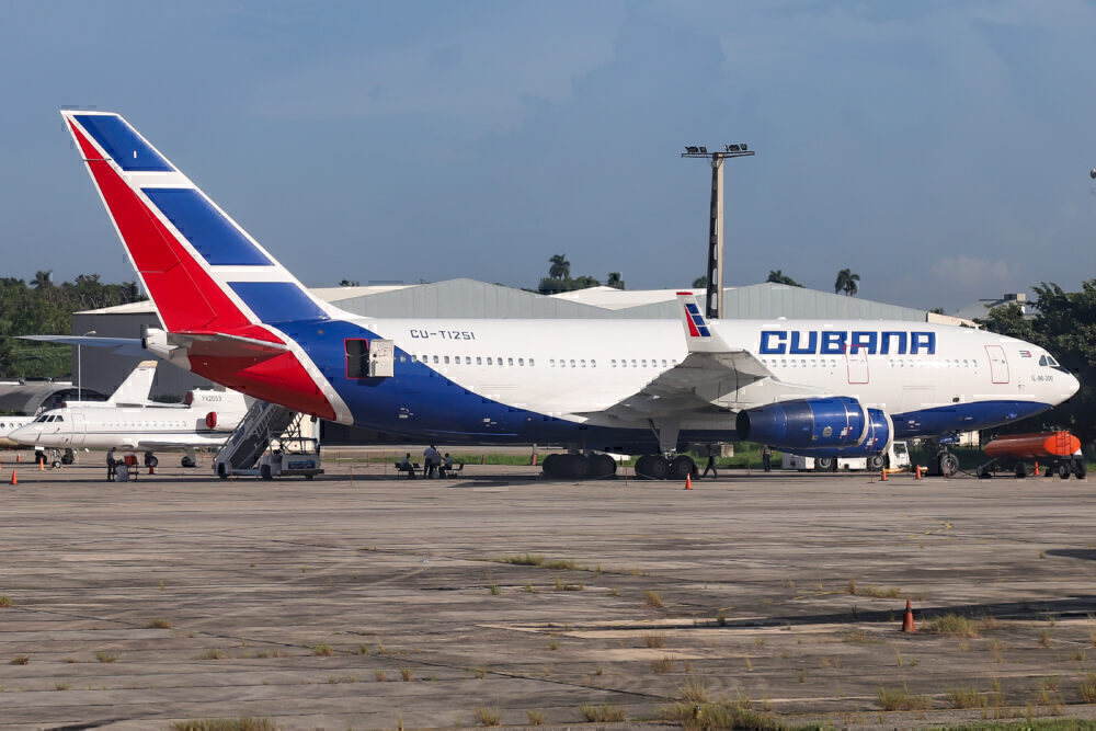 Cubana de Aviacion Getty