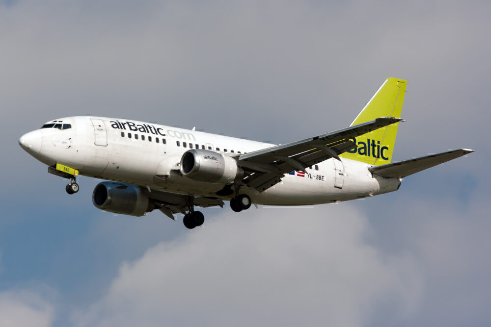 airBaltic, Boeing 737, Retirement