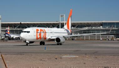 GOL Boeing 737-800 Getty