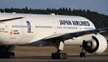 Japan Airlines, Boeing 777, Engine Failure