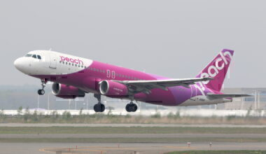 Peach Aviation Airbus A320