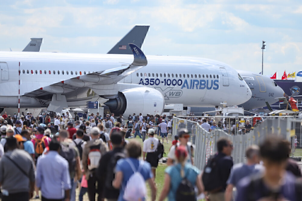 Paris Air Show Getty