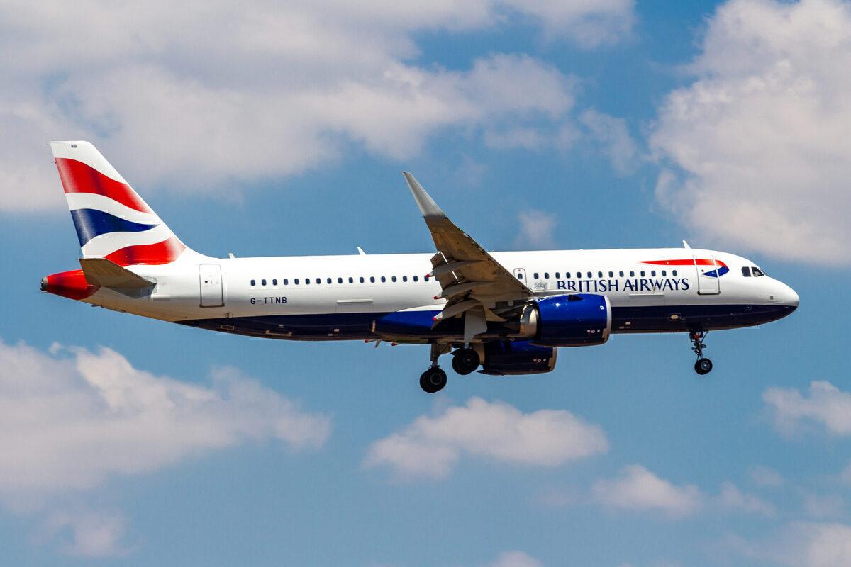 Η British Airways Airbus A320neo Diverts αφού ο πρώτος αξιωματικός έγινε ασυνείδητος