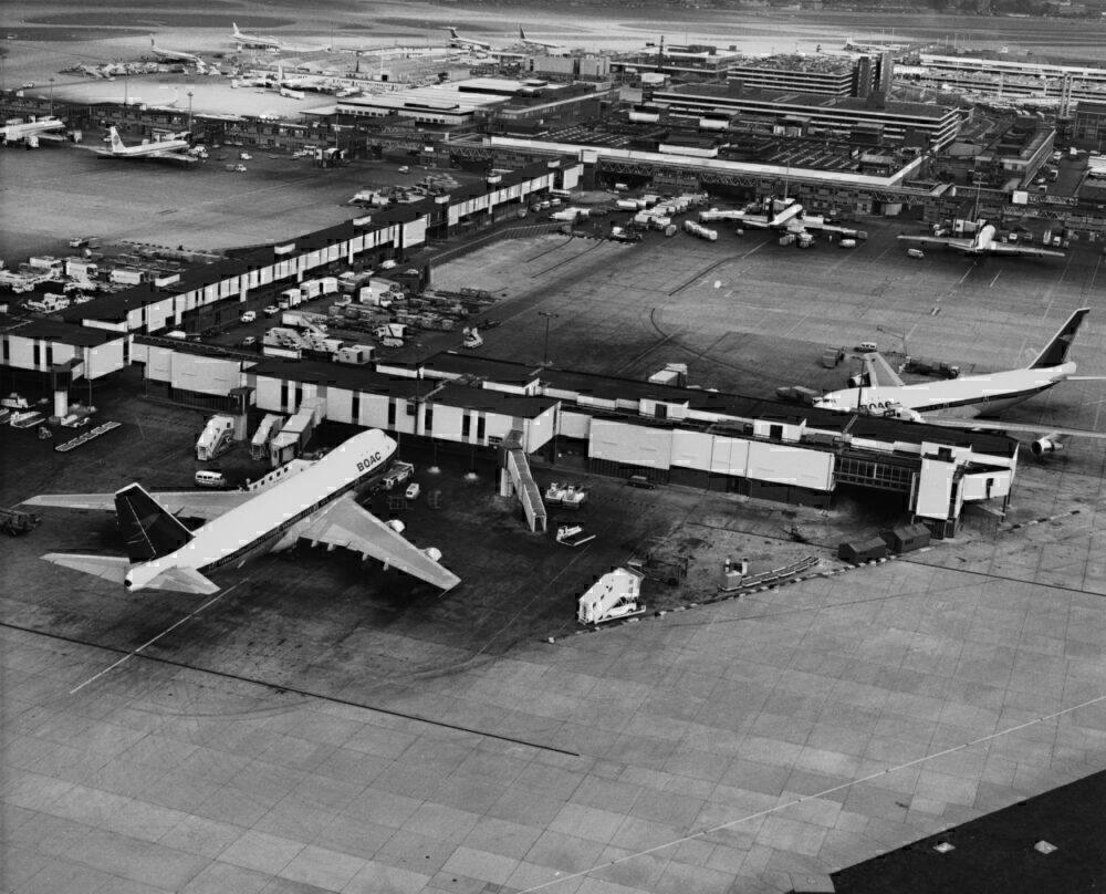 British Airways, Boeing 747, Last Flight