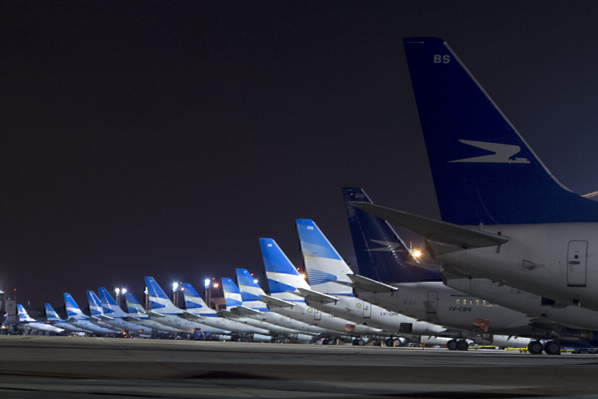 Aerolinias Argentinas Getty