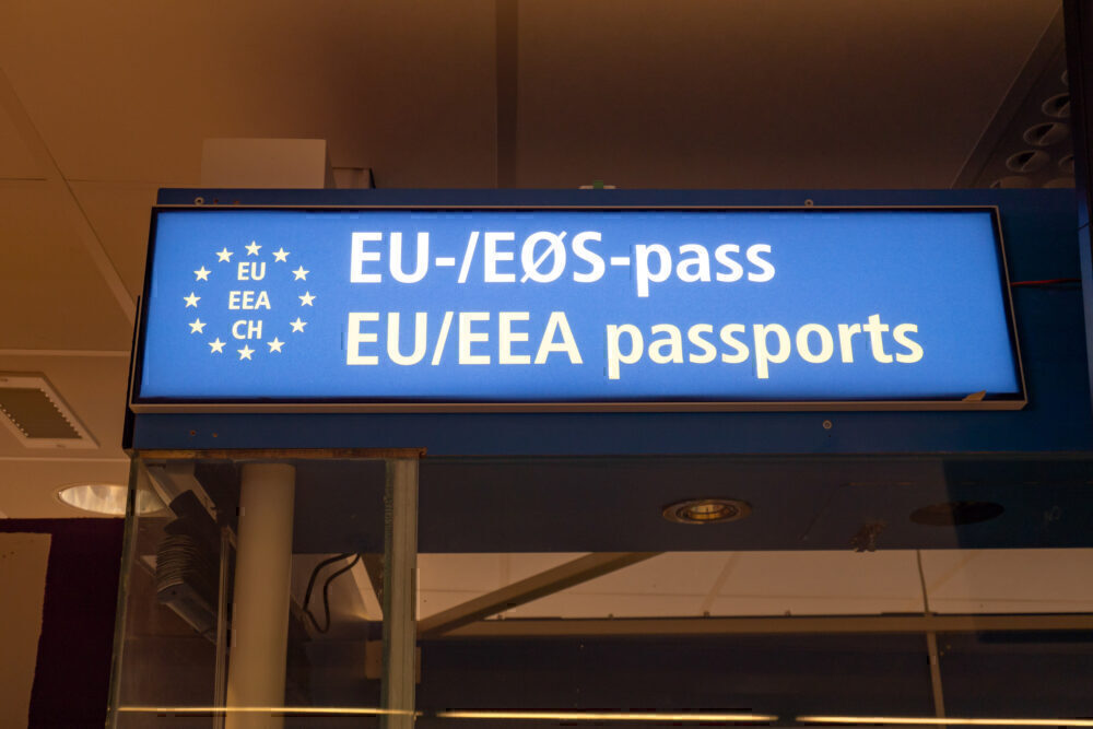 Alesund Airport In Norway EU Getty