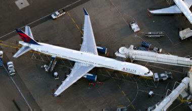 Delta Boeing 757-300 Getty
