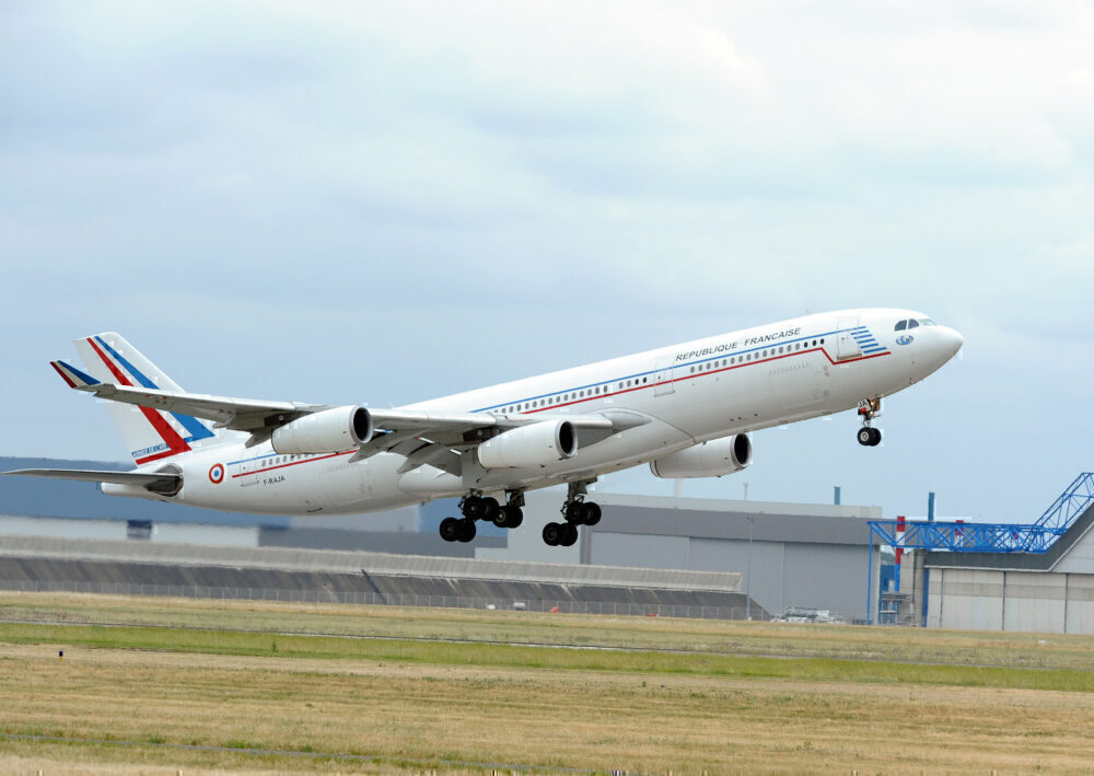 French Air Force A340