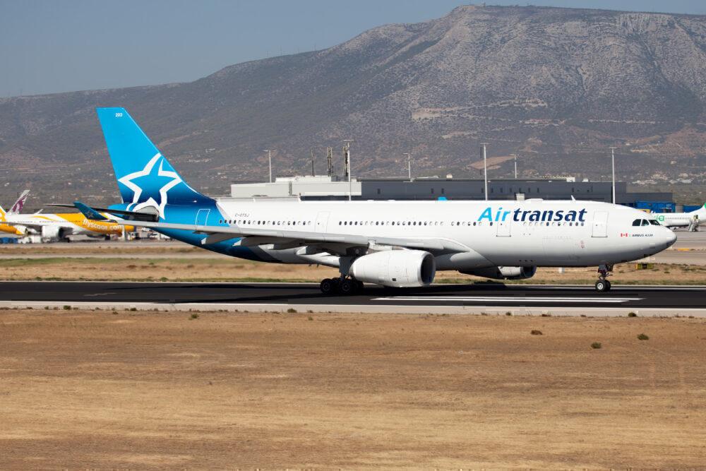 Air Transat Airbus A330