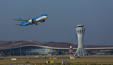 Beijing Daxing International Airport Operates