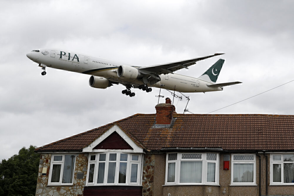 Pakistan International Airlines Boeing 777