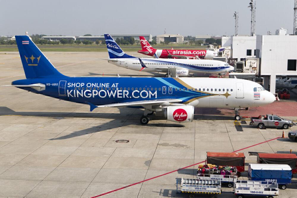 Thai Air Asia Airbus A320-214