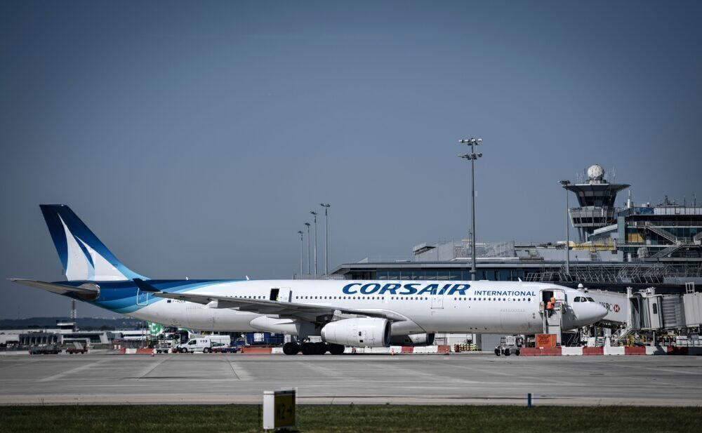 Corsair Airbus A330 Paris Orly Getty