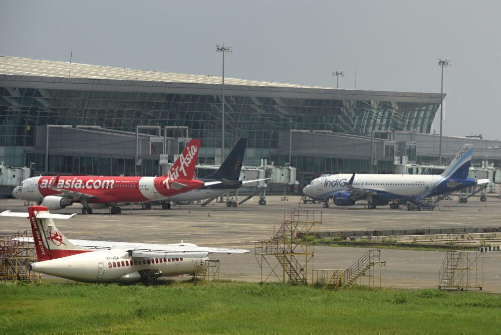 Kolkata Airport getty