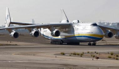 Antonov An-225 Getty