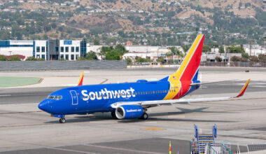 Southwest Airlines Boeing 737 Getty